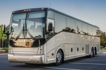 Bus rental New york