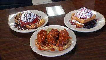 Waffle restaurant