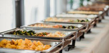 Restaurant catering in singapore